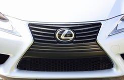 Lexus Trademark Logo fotos de archivo