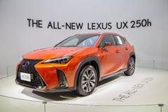 Lexus UX 250h SUV stock afbeelding