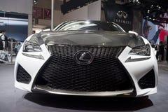 lexus van Peking autoshow Toyota van 2014 Stock Foto