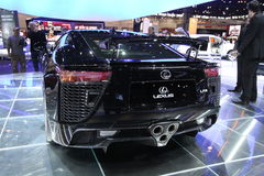 Lexus ZAS Fotografie Stock