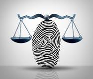 Ley de la identidad stock de ilustración