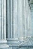 Ley y orden de la justicia Imagen de archivo