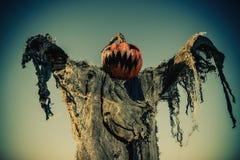 Leyenda asustadiza de Halloween Foto de archivo