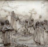 Leyenda de Carlomagno Foto de archivo libre de regalías