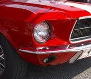 Leyenda del coche Fotografía de archivo