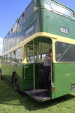 1959 Leyland P.D.2 double decker bus. Royalty Free Stock Photo