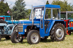 Leylandtractor Stock Foto