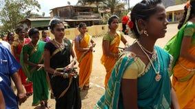 Lezim Dance Troupe Stock Photos