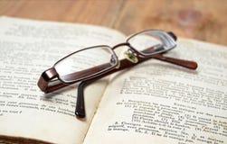 lezingstijd Royalty-vrije Stock Foto's