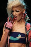 LG Fashion Week Stock Image