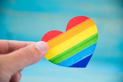 LGBT concept stock photography
