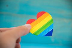 LGBT concept royalty free stock images