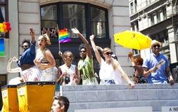 LGBT duma Marzec Zdjęcie Royalty Free