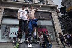 LGBT Pride London 2016 Photo stock