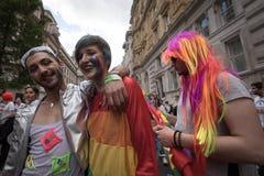 LGBT Pride London 2016 Image stock