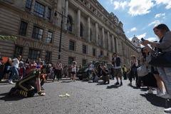LGBT Pride London 2016 royalty-vrije stock afbeelding