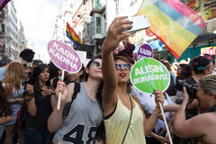 22. LGBT Pride March Stock Photos