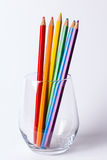 LGBT-regenboogvlag Stock Afbeeldingen