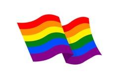 LGBT-symbolämne Royaltyfri Foto