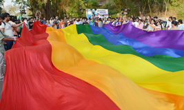 LGBTQlesbian, gay, bisexuals, transgenders Stock Image