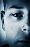 Lágrima Imagenes de archivo