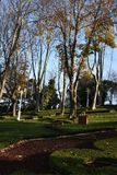 Lhane Parkı Ä°stanbul ¼ GÃ, Турция Стоковое Изображение