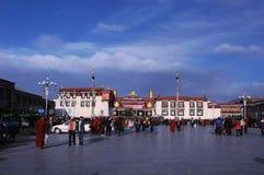 lhasa Тибет стоковое изображение rf