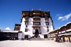 Lhasa Royalty Free Stock Photo