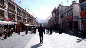 Lhasa Bhakor Photo libre de droits