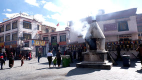 Lhasa Bhakor Obraz Royalty Free