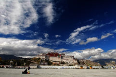 Lhasa Royalty Free Stock Images