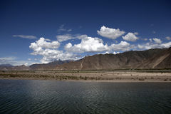 Lhasa River Stock Images