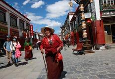 Lhasa Stock Image