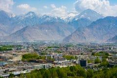 Lhasa Tibet fotos de stock royalty free