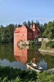 lhota cervena Στοκ εικόνες με δικαίωμα ελεύθερης χρήσης