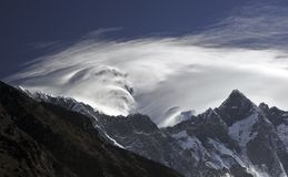 Lhotse Royalty Free Stock Image
