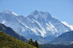 Lhotse royalty free stock photo