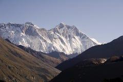 Lhotse - il Nepal Fotografia Stock