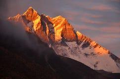 Lhotse royalty free stock photos