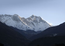 Lhotse - Nepal Royalty Free Stock Photography