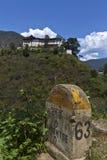 Lhuentse Dzong in Eastern Bhutan - Asia Stock Photos