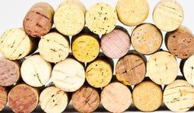 Liège de vin Image libre de droits