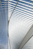 Liège-Guillemins Photos stock