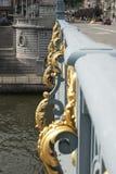 Liège, Le Pont de Fragnée Image stock