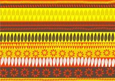 liść abstrakcyjne ilustracja wektor