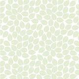 liść bezszwowy deseniowy Zdjęcie Royalty Free
