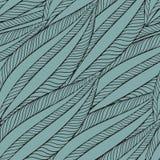 liść deseniują bezszwowego ilustracji