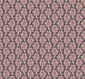 liść deseniują bezszwowego Zdjęcia Royalty Free