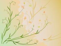 liść jagodowy trzon royalty ilustracja