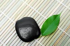 liść kamień zdjęcie royalty free